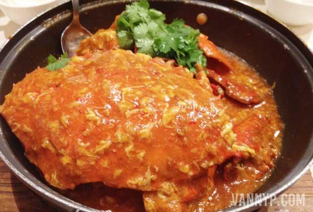 พาชิมแกงปูที่ร้านยอดฮิต Jumbo Seafood ณ ประเทศสิงคโปร์